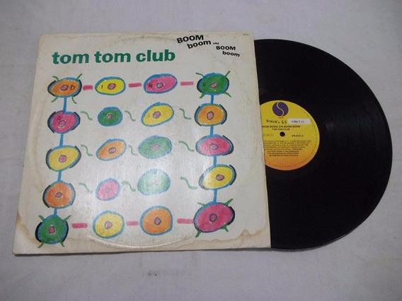 Lp Vinil - Tom Tom Club Boom Boom - Pop Rock Internacional
