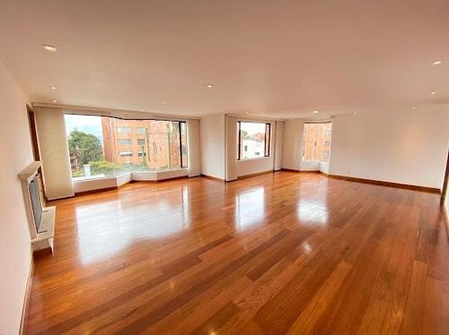 Imagen 1 de 21 de Apartamento En Arriendo Los Rosales 90-65776