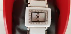 Relógio Technos Feminino Na Caixa Novo Cerâmica Zircônias!!!