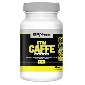 Termogenico Cafeina (pre Treino) 60 Caps - Melhor Preço!!