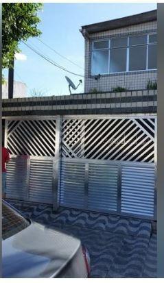 Casa Em Parque São Vicente, São Vicente/sp De 200m² 4 Quartos À Venda Por R$ 310.000,00 - Ca335296