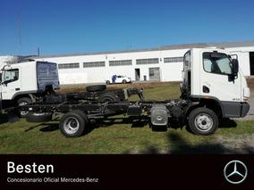 Mercedes Benz Accelo 815 0km 2018 Camion Besten Junin