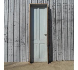 Tres Puertas Tablero De Madera Cedro 76x238cm Chapasusadas