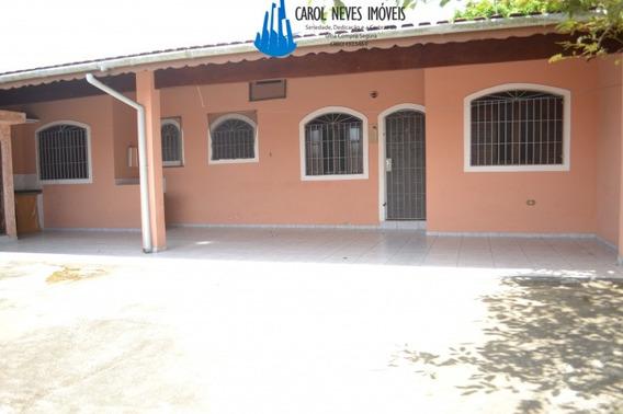 Casa 2 Dormitórios Com Espaço Para Piscina!!! Apenas 169 Mil - 3250