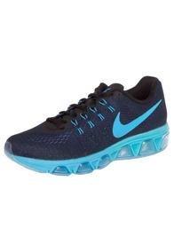 Tênis Corrida Feminino Nike Air Max Tailwind 8 Azul Original