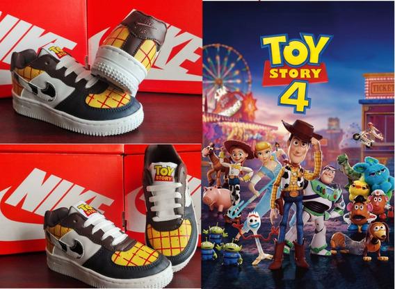 Tenis Toy Story Woody