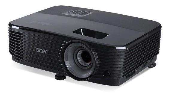 Projetor Acer X1123h 3600 Lumens Svga Conexões Vga Hdmi