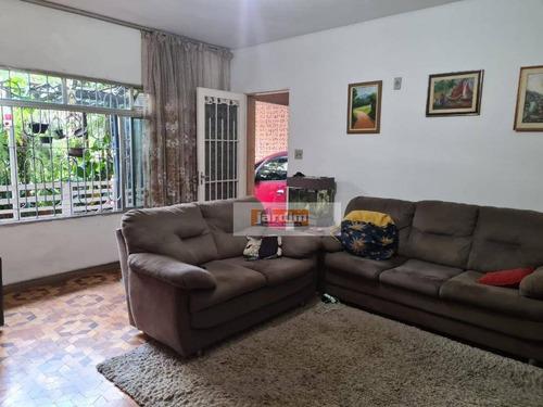 Sobrado Com 3 Dormitórios À Venda, 269 M² - Vila Vivaldi - São Bernardo Do Campo/sp - So2846