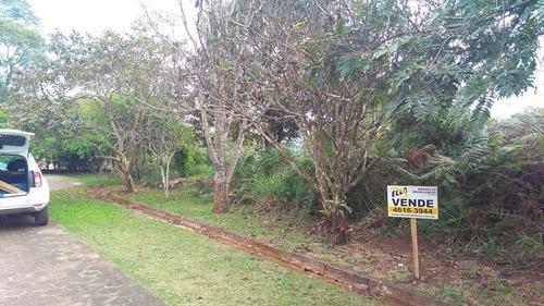 Terreno Residencial À Venda, Jardim San Ressore (caucaia Do Alto), Cotia. - Te0567