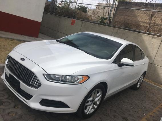 Ford Fusion Se Luxury Mt 2015 2.5l 80,000 Km