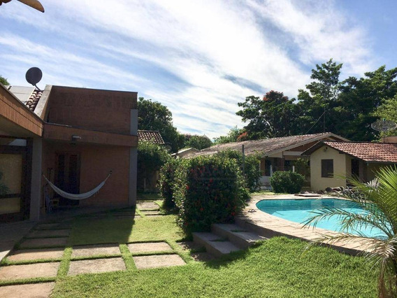Chácara Com 3 Dormitórios À Venda, 1635 M² Por R$ 760.000,00 - Loteamento Chácaras Vale Das Garças - Campinas/sp - Ch0457