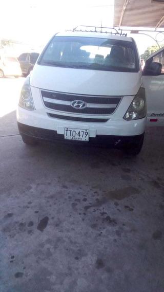 Hyundai Starex H1 Blanco, Modelo 2013