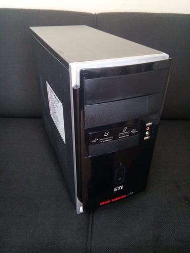 Imagem 1 de 5 de Cpu Pentium G 2.6ghz-4gb Ram-hd500gb-windows 10 Pro