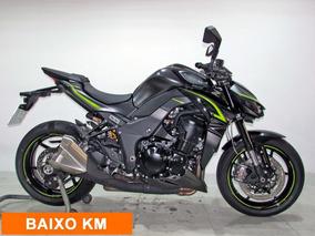 Kawasaki Z1000 R Abs 2018 Cinza