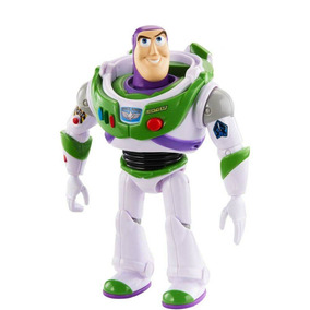 Toy Story 4 Boneco Buzz Lightyear Com Sons Gfl90 - Mattel