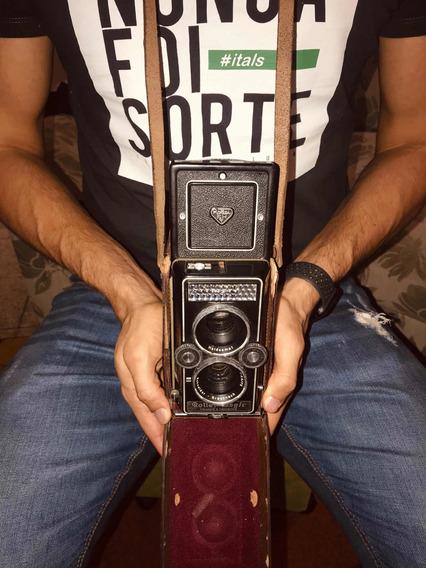 Câmera Fotográfica Rollei Magic Vintage 6x6