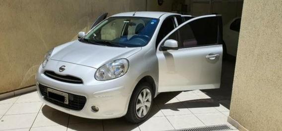 Nissan March 1.6 S 13/14 Completo Ipva Pago