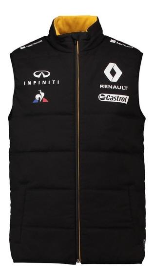 Chaleco Renault Le Coq Sportif *hulkenberg - Ricciardo*