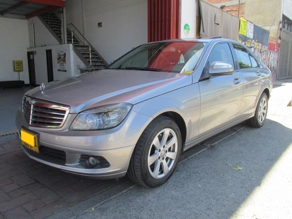 Mercedes Benz Clase C C200 Kompressor