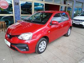 Toyota Etios Xs 1.5 16v Flex, Qns4735