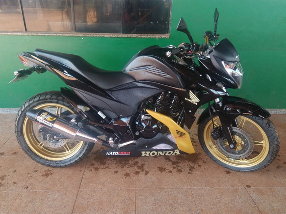 Cb 300r Customizada