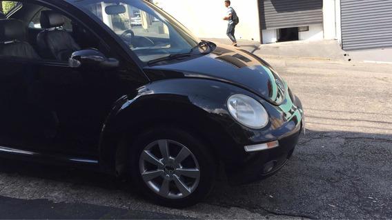 Volkswagen New Beetle 2.0 3p Automática 2007