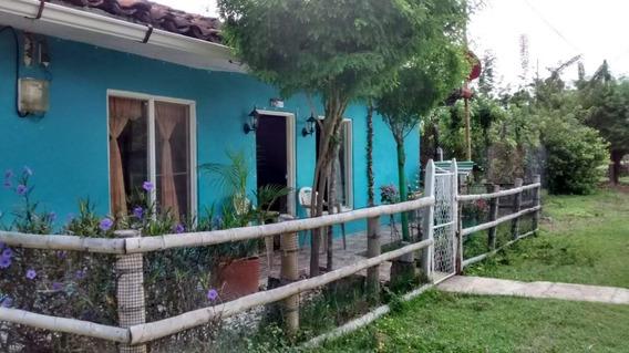 Venta Casa Campestre En La Victoria Valle
