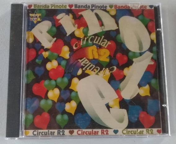 Cd Banda Pinote Circular R2 1991 (ai Nega)