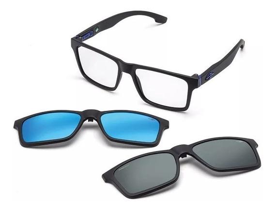 Oculos Grau Mormaii Swap M6057a41 Clipon Polarizado Original