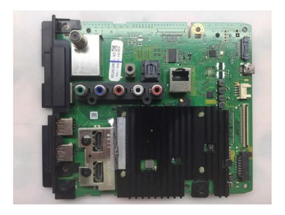 Placa Principal - Tv Panasonic Tc-32es600b (placa Semi-nova)