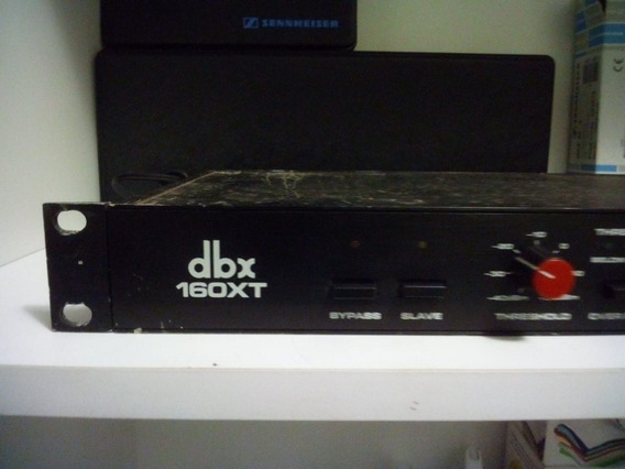 Compressor / Limiter Dbx 160 Xt Made In China Preço Especial