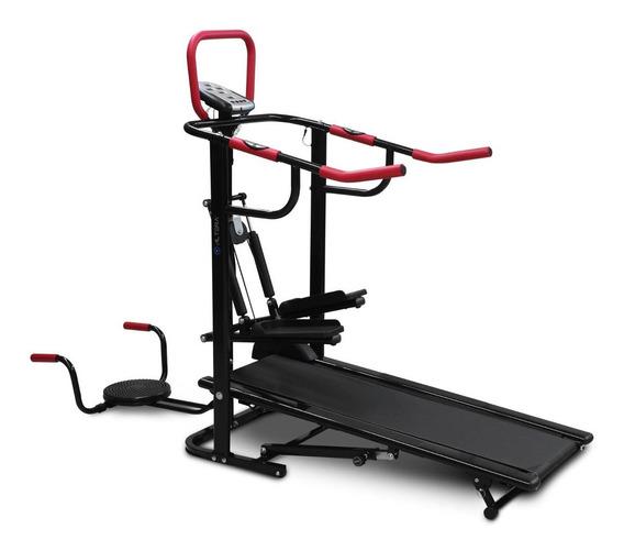Caminadora Escaladora Mecanica Multifuncional Gym Correr