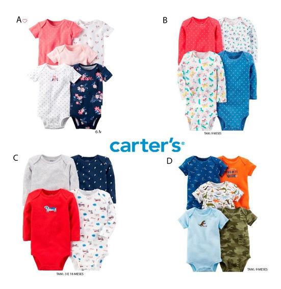 Conjunto Carters Original Kit Body Carter