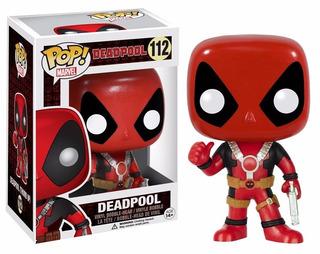 Funko Pop Marvel Deadpool Thumbs Up