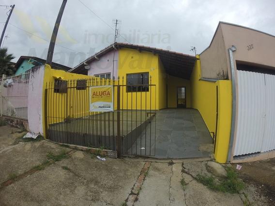 Casa Para Aluguel, 2 Dormitórios, Jardim Lucila - Tatuí - 1090