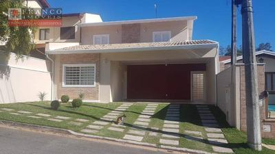 Casa Com 3 Dormitórios À Venda E Locação, 160 M² Por R$ 750.000 - Condomínio São Joaquim - Valinhos/sp - Ca0546