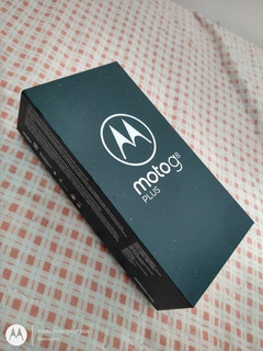 Moto G8 Plus Novíssimo Completo