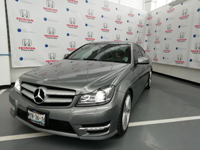 Mercedes-benz Clase C C 350 Cgi Coupe 2013