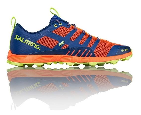 Zapatillas Salming Ot Comp Running Mujer Suela Michelin