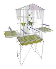 Gaiola Pássaros, Calopsita, Papagaio, Maritaca, Agaporni