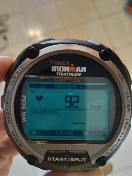Relógio Gps Timex Ironman Supernovo