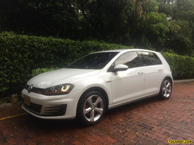 Volkswagen Golf Gti At 2.0 Turbo