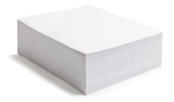 Formulario Continuo Duplicado Quimico 12 X 24cm X 2 X 500