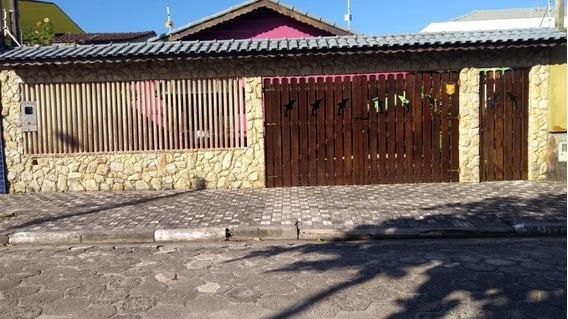 Casas No Litoral Paulista, Praia Mongaguá Ref: 5832 C