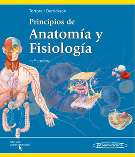 Principios De Anatomia Y Fisiologia 13ed Tortora Derrickson