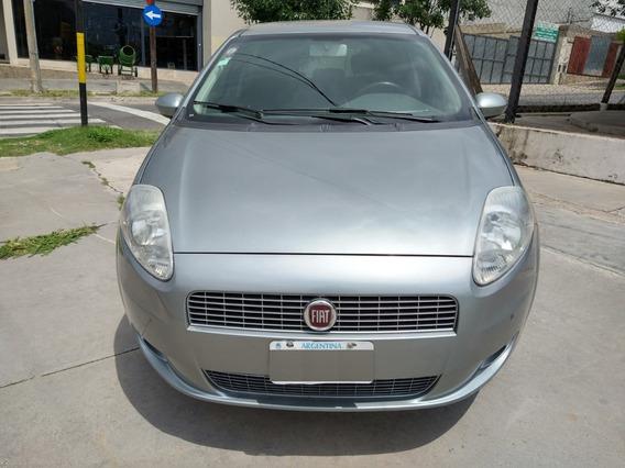 Fiat Punto Hlx 1.8 Gnc 2010