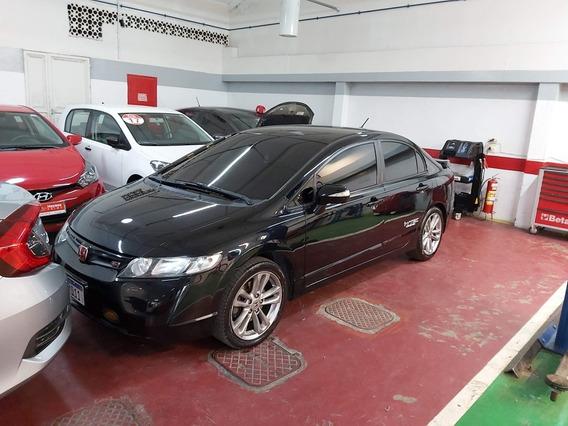 Honda Civic 2.0 Si 4p 2008