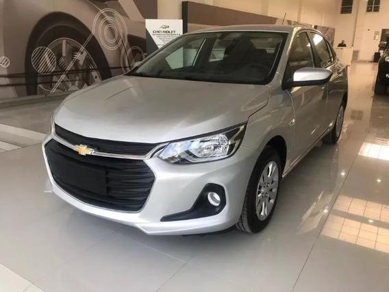 Nuevo Chevrolet Onix 1.2 Lt Plus 12v 90cv Mt 4 Puertas Jp.