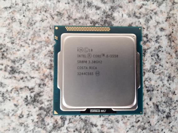 Processador Intel Core I5-3550 3.30ghz 1155 + Cooler
