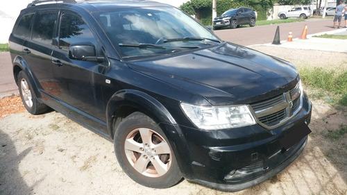 Sucata Dodge Journey 2.7 2010 Retirada Peças